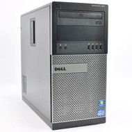 DELL OptiPlex 990 MTW Core i7 (2nd Gen.) 3.40GHz 8GB RAM 500GB HDD DVD Windows 10 Pro