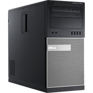 DELL OptiPlex 3020 MTW (4th Gen) Core i5 3.20GHz 8GB 128GB SSD 750GB HDD DVD-RW Window 10 Pro