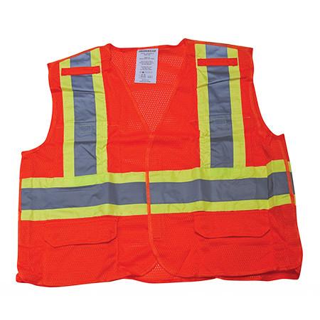 Ironwear Breakaway Safety Vest 1287-BRK-O