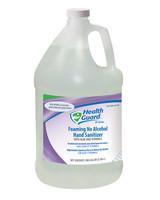 1 Gallon, Pour Bottle - Alcohol Free Foaming Hand Sanitizer