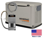 STANDBY GENERATOR - Residential - 11 kW - NG & LP - w/TS - CSA Canada Certified