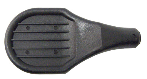 S3825-1 Plastic Beaver Tail Chair Mechanism Handle