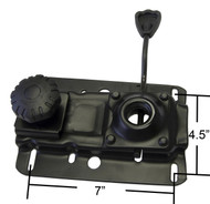 Replacement Office Chair Tilt Control Mechanism Plates