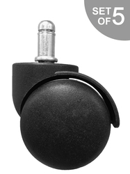 "2"" Standard Replacement Office Chair Caster - S3253"