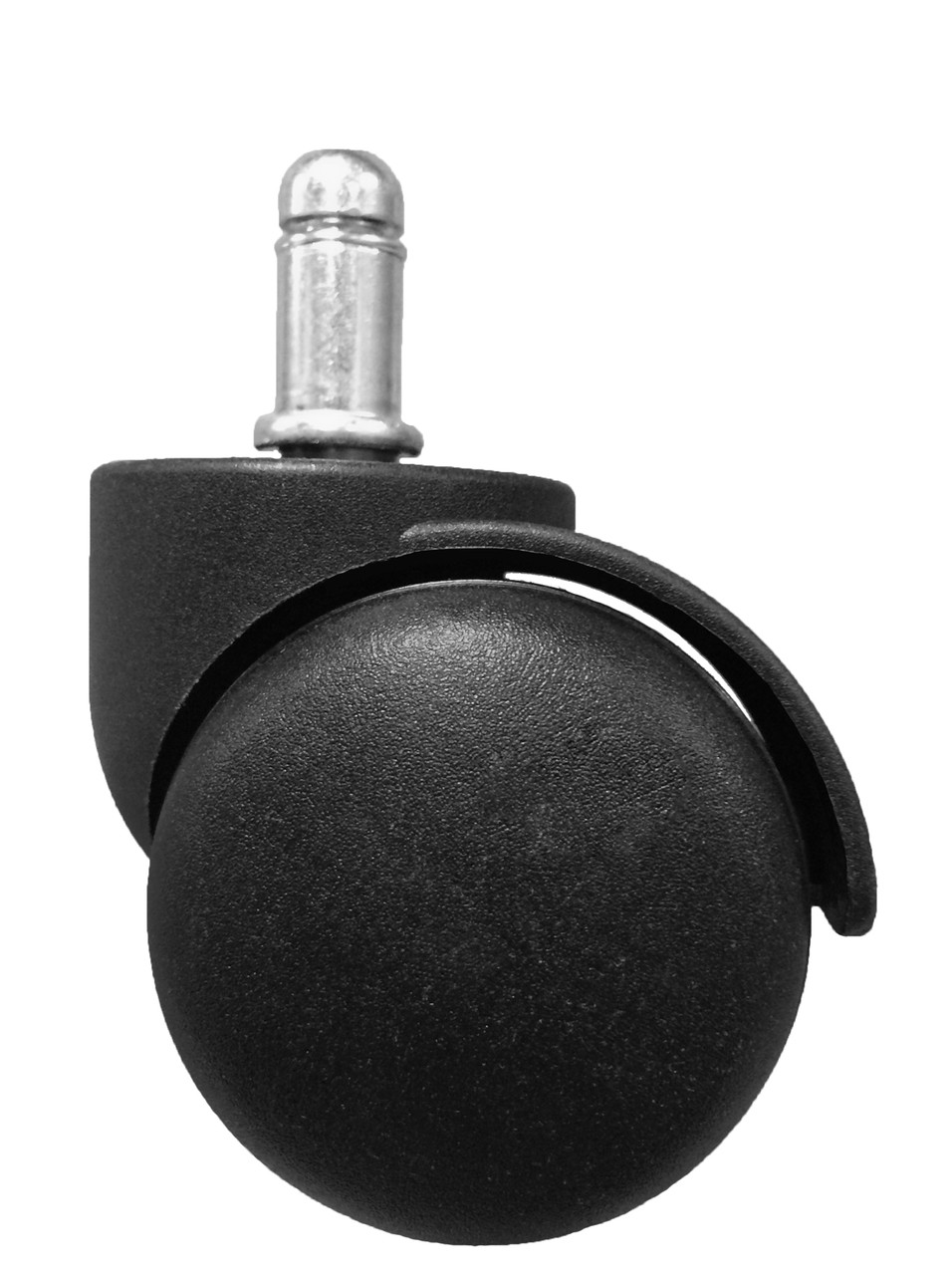"""2/"""" Replacement office task chair caster wheels w// 7//16/"""" x 7//8/"""" grip ring mountin"""