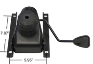 "Replacement Office Chair Knee Tilt Mechanism - 6"" x 8"" Mounting - S4388"