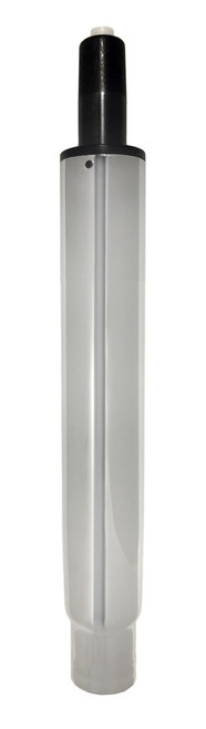 "Chrome Medium Drafting Stool Height Gas Lift Cylinder - 8"" Adjustment Range - S6117-A"