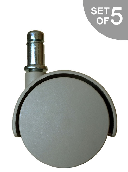 Gray Replacement Office Chair Caster
