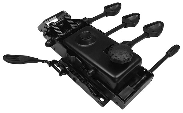 Multi Function Tilt Control Mechanism Replacement For Executive Chair S4400
