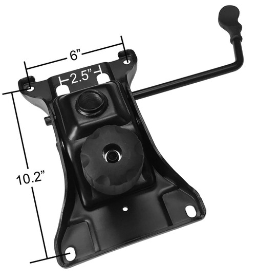 Heavy Duty Replacement Tilt Control Mechanism Plate for Office & Task Chairs - S2979-HD