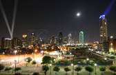 Dallas - Night Lights of Dallas