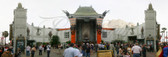 Grauman's Chinese Theatre Panoramic