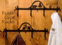 Rustic Coat Racks