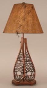 Snowshoe Lamp