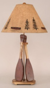 Paddle Table Lamp