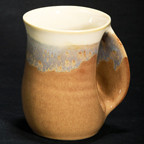 Handwarmer Mug, Natural Earth