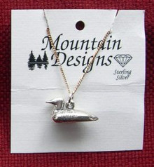Loon Necklace