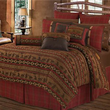Cascade Lodge Bedding