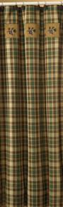 Scotch Pine Shower Curtain