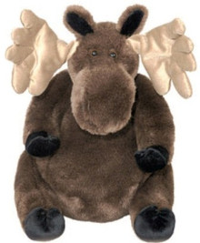 Mildred Sitting Moose