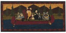 Animal Canoe Doormat