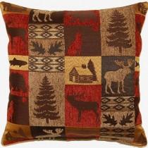 Fairbanks Tapestry Pillow