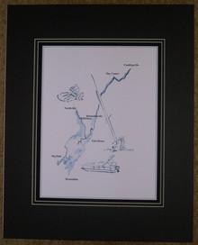 Great Sacandaga Lake Print