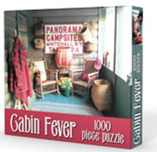 Cabin Fever puzzle