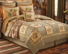 Pineview Bedding