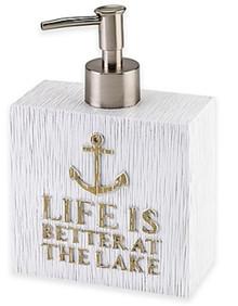 Lake Words Lotion Dispenser