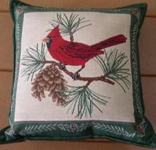 Cardinal Balsam Pillow