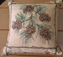 Pine Cone Balsam Pillow