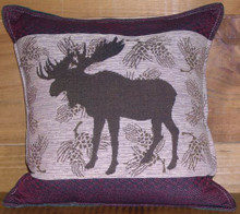 Moose Balsam Pillow