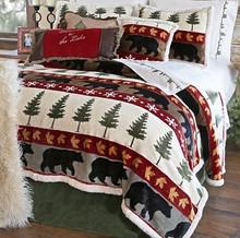 Tall Pine Bedding Set