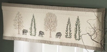 Bear Creek Valance