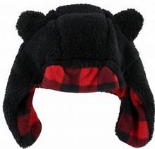 Bear Critter Cap