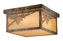 Whitebark Outdoor Ceiling Light