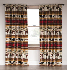 "Hinterland 84"" Curtains  SALE!  ONLY 2 LEFT!"