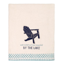 Lake Life Bath Towel