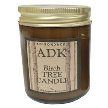 ADK Tree Candle Birch Scent