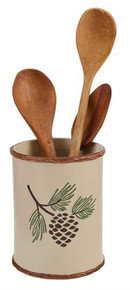 Pinecroft Utensil Crock