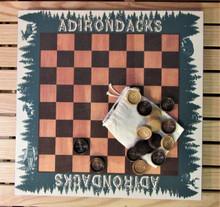 Checkerboard Adirondacks
