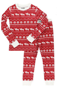 Nordic Moose Kids PJs - SALE