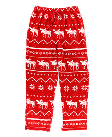 Nordic Moose Men's Fleece PJ Pants - SALE