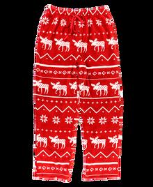 Nordic Moose Men's Fleece PJ Pants