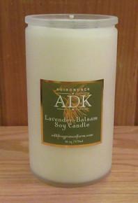 Lavender Balsam Soy Candle 16 oz