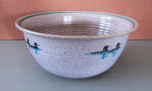 Adirondack Loon Large Bowl