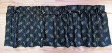 Waverly Pinecone Valance - SALE!