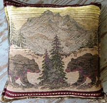 Bear Mountain Balsam Pillow