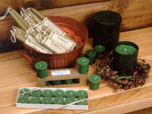 Balsam and Bayberry Candles